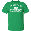 Green Bay Athletic Department Tee