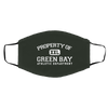 Green Bay Athletic Department Face Mask