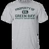 Green Bay Athletic Department Gridiron T-Shirt