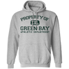 Green Bay Athletic Department Gridiron Pullover Hoodie
