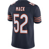 Khalil Mack Chicago Bears Home Men's Vapor Limited Jersey