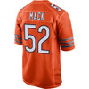 Khalil Mack Chicago Bears Alternate Men's Game Jersey