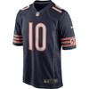 Mitchell Trubisky Chicago Bears Home Men's Game Jersey