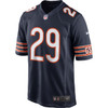 Tarik Cohen Chicago Bears Home Men's Game Jersey