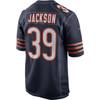 Eddie Jackson Chicago Bears Home Men's Game Jersey