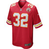 Tyrann Mathieu Kansas City Chiefs Home Men's Game Jersey
