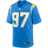 Joey Bosa Los Angeles Chargers Home Men's Game Jersey