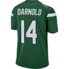 Sam Darnold New York Jets Home Men's Game Jersey