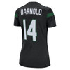 Sam Darnold New York Jets Alternate Women's Game Jersey