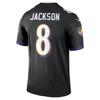 Lamar Jackson Baltimore Ravens Alternate Men's Legend Jersey