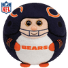Chicago Bears Small Beanie Ballz by Ty, Inc at SportsWorldChicago