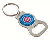 Chicago Cubs Bottle Opener Key Ring by Aminco at SportsWorldChicago