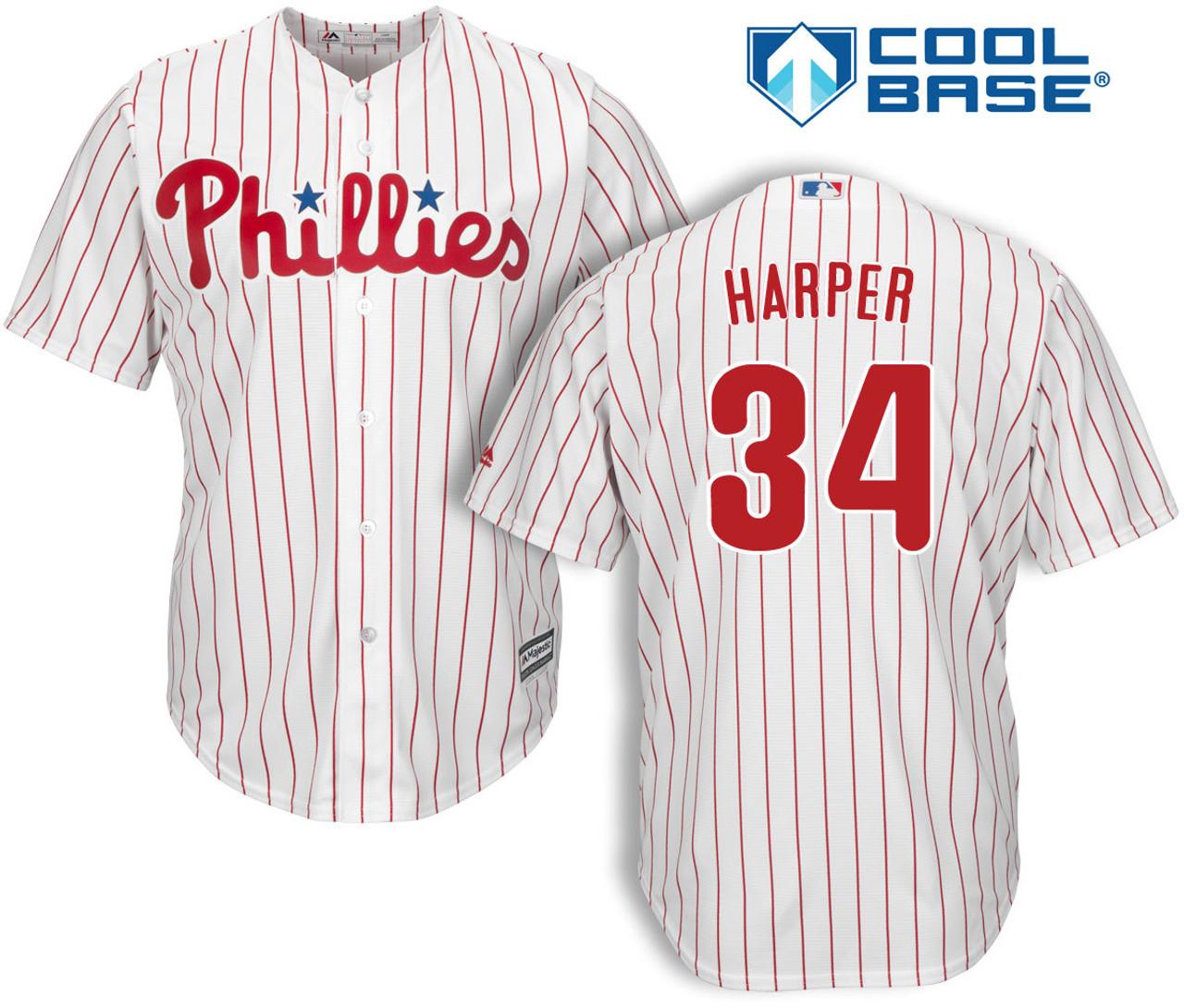 pretty nice 2ca64 ec1c2 Bryce Harper Jerseys & Shirts | Phillies MLB Apparel
