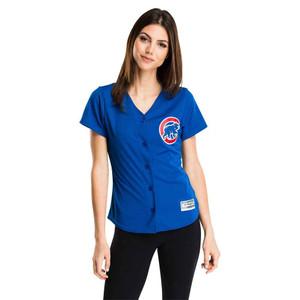 chicago cubs women's jersey