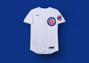 Chicago Cubs 2020 Official On-Field and Replica Nike Jerseys