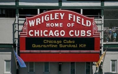 Check Out Chicago Cubs Quarantine Survival Kit