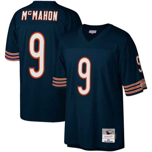 Jim McMahon Chicago Bears Legacy Replica Jersey by Mitchell & Ness