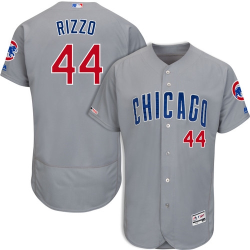 Anthony Rizzo Chicago Cubs Road MLB 150 Year Authentic Jersey by Majestic