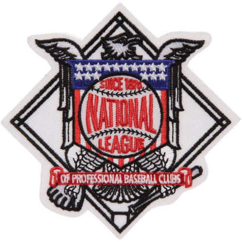 National Emblem Las Vegas Golden Knights Primary Team Logo Patch