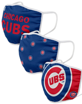 Chicago Cubs Coronavirus Safety Gear at SportsWorldChicago.com