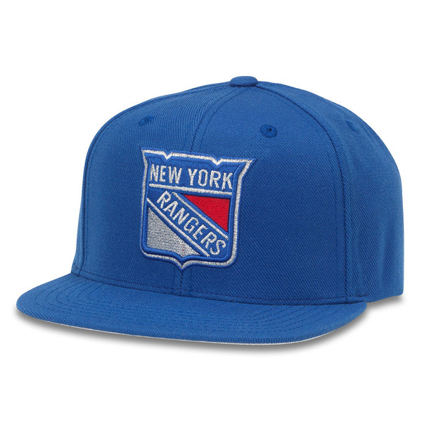 New York Rangers Outfield Snapback by American Needle