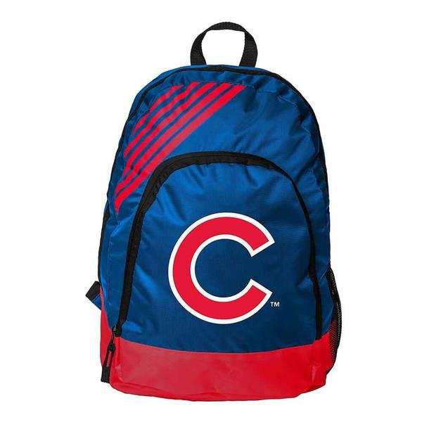 New England Patriots Big Stripe Zipper Drawstring Backpack