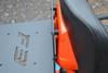 F3 Rear Shelf for BRP Passenger Backrest