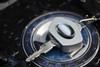Spyder Key Holder -  Silver with chrome inserts