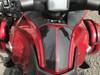 RT Series Glove Box Protector - Urethane - Carbon Fiber Black 2010-2019