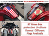 RT Glove Box Protector - Polyurethane - The Flag series - 2010-2019