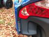 RT Carbon Black Rear Saddlebags trims #303BK - Polyurethane - (4 PCS) 2010-2019