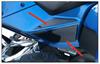 F3 Carbon Black Passenger Boot Protection #704BK - domed polyurethane (5pcs)