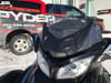 RT Series Black Carbon Polyurethane Windshield Blackout - fits BRP stock windshield
