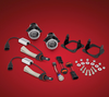 F3 Series LED Fog Light Complete Kit