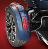 2019 and newer Rear Front Fender Red LED Marker for RT/F3