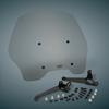 Ryker - Ajustable windshield - Light Smoke tint