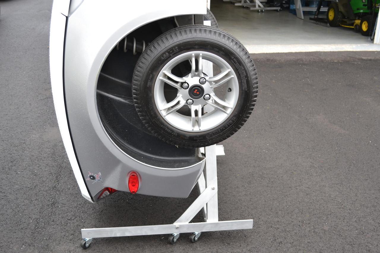 CASA Space Saver Rack for the 622 BRP trailer
