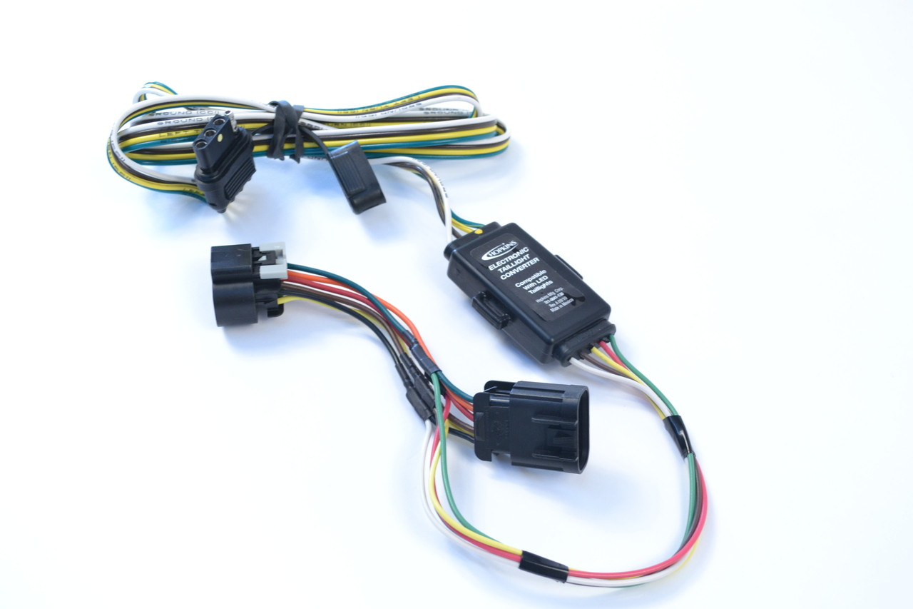 CONTROL MODULE Trailer Wiring Harness  Can Am Spyder F3  MODEL 2015 ONLY