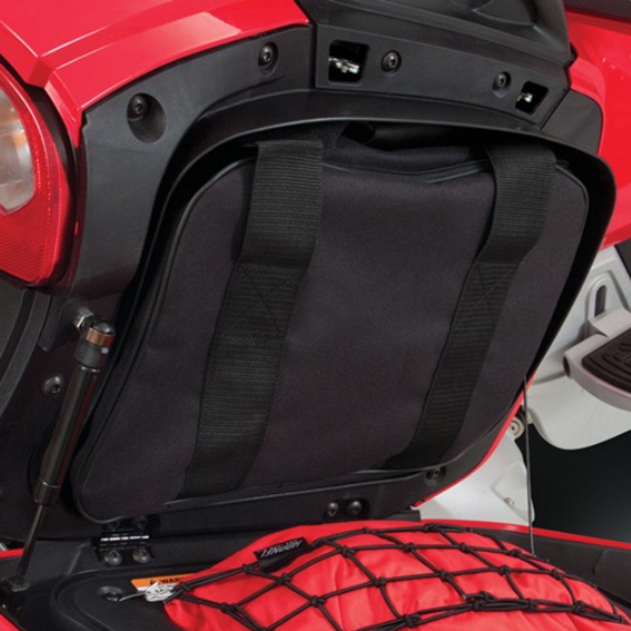 RT Series Saddle Bags Soft Luggage - SET OF 2 - 2010-2019