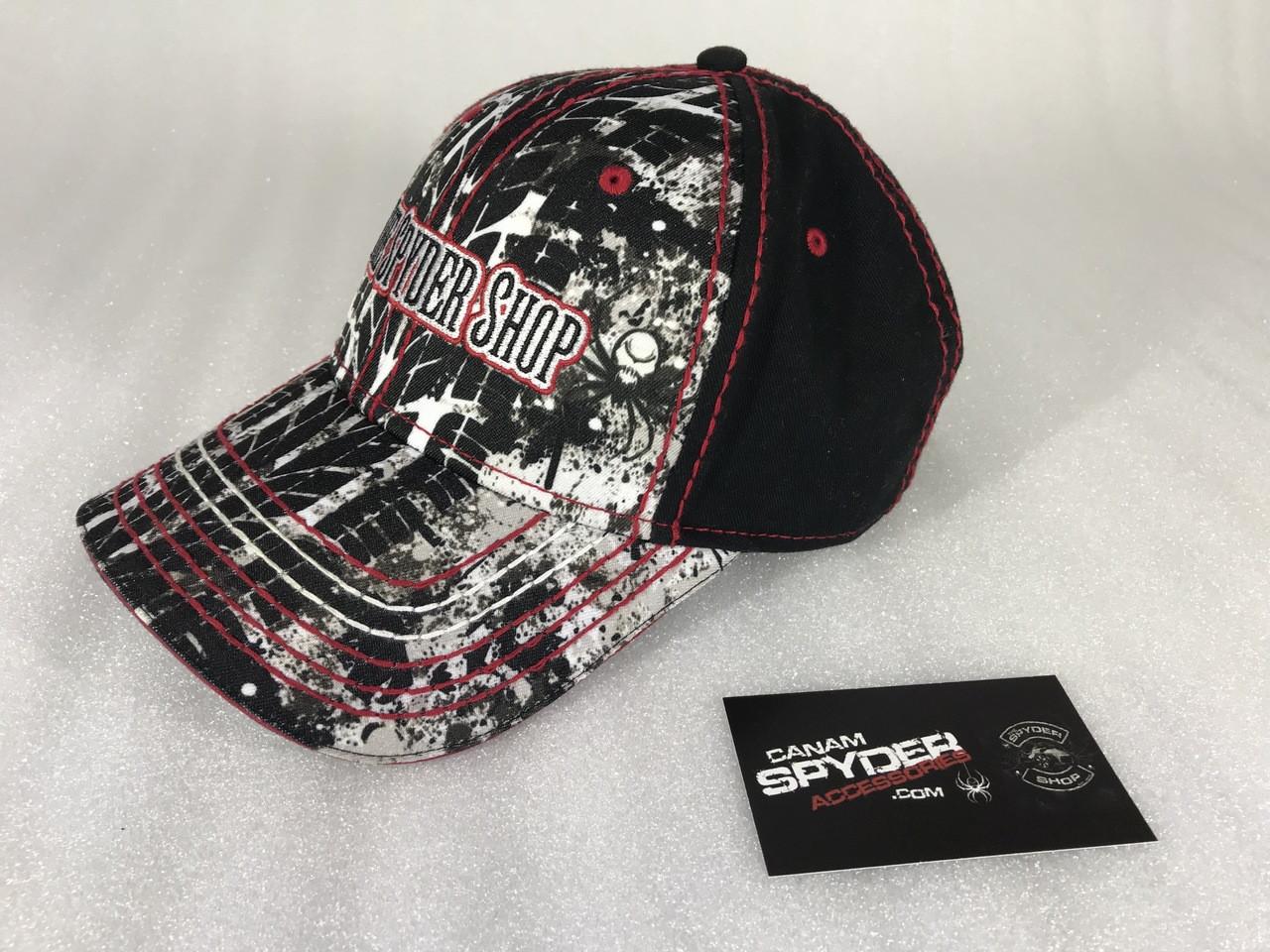 The Spyder Shop Cap