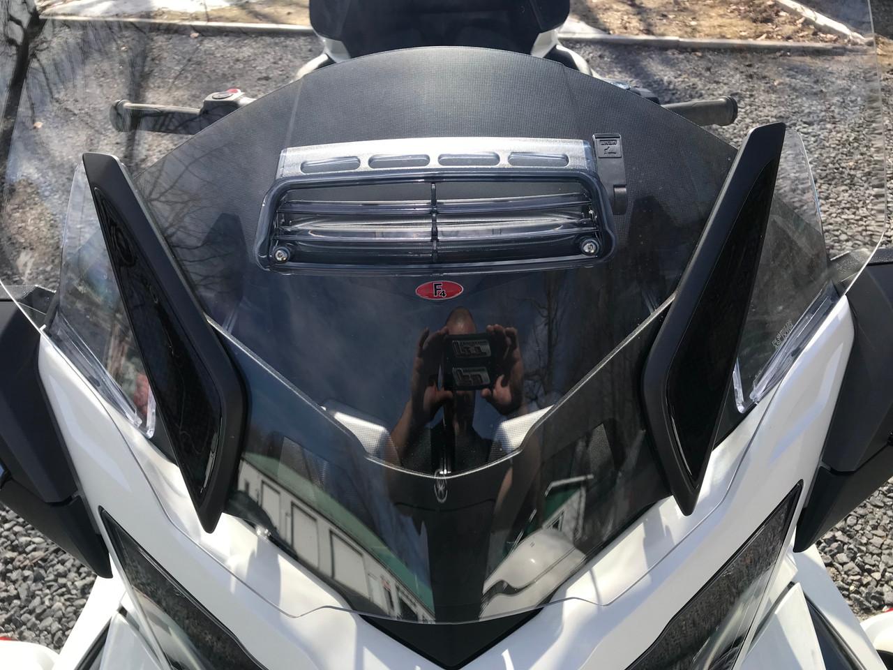 RT Carbon Black Windshield trims  #115BK - Polyurethane - (2 PCS) 2010-2019