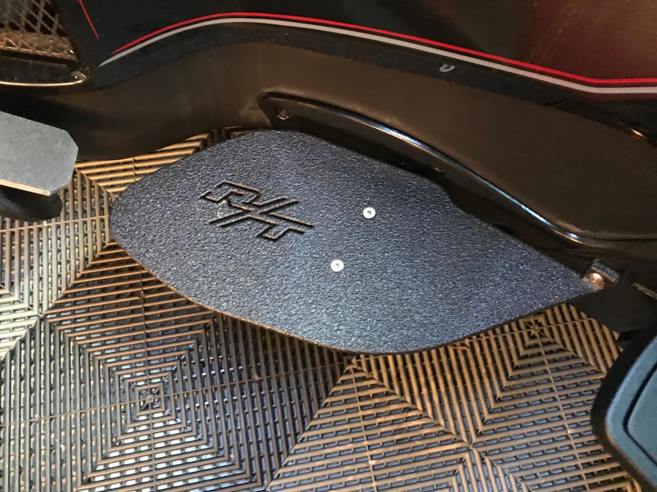 "RT 18"" Line-X Aluminium Floorboards - RT logo Design (2010-2019 with pegs)"