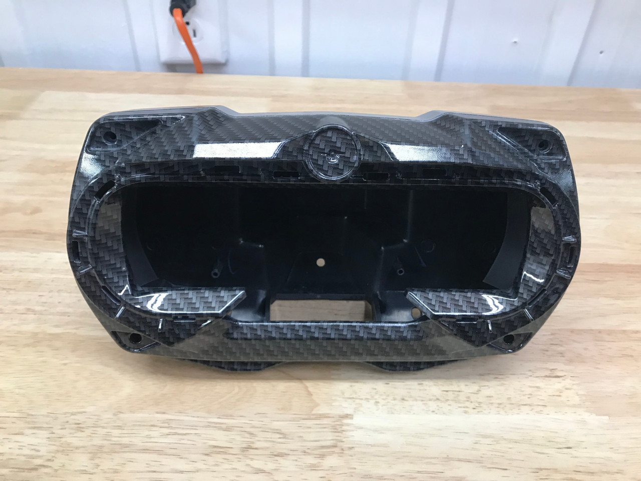 F3/F3S Dashboard 2020 - Carbon Fibre fits 2019-2020 (2 pieces)