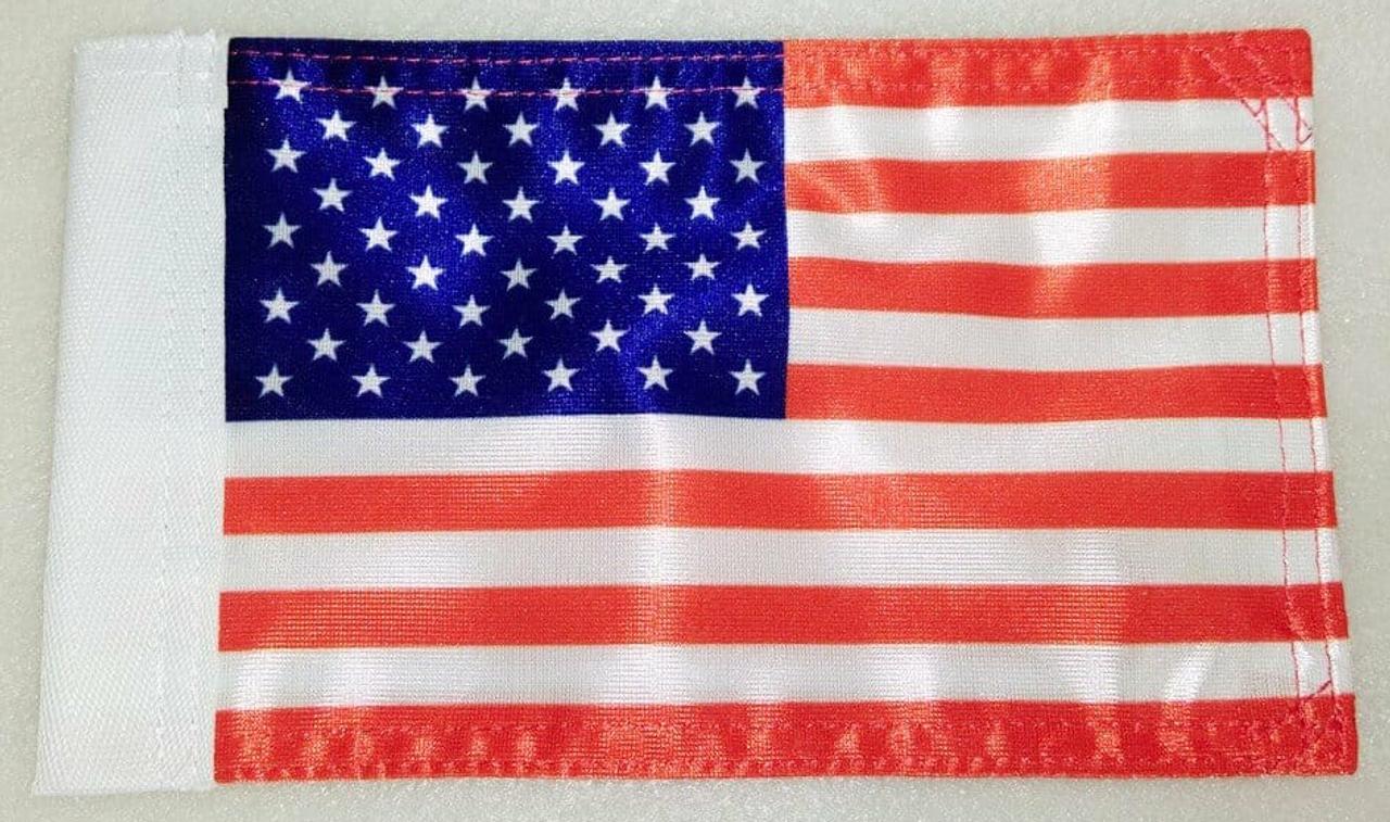 "American Flag 6""x9"""