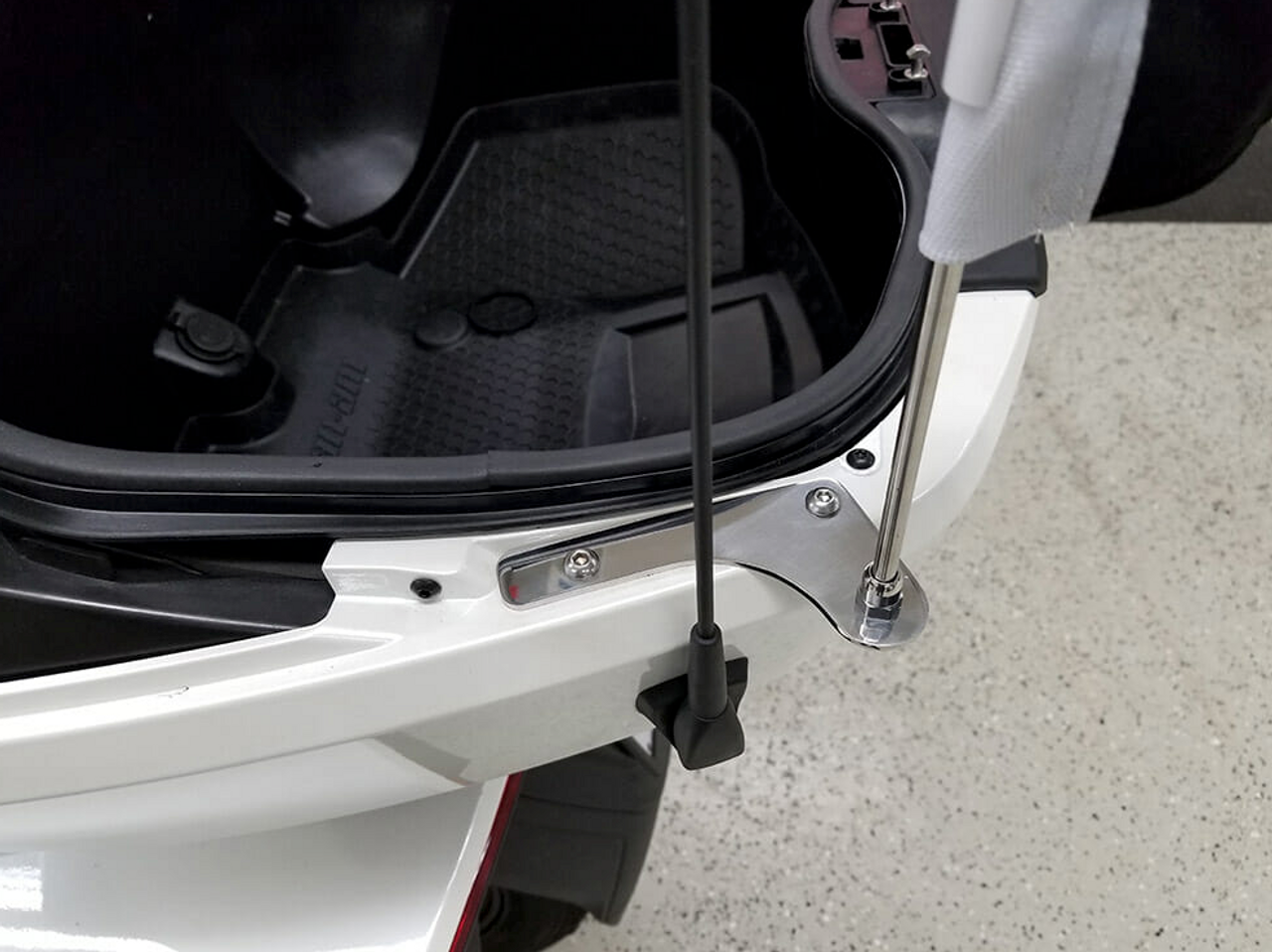 F3LTD Series and RT LTD 2020 Rear Trunk Mounted Flag Holders (PAIR)