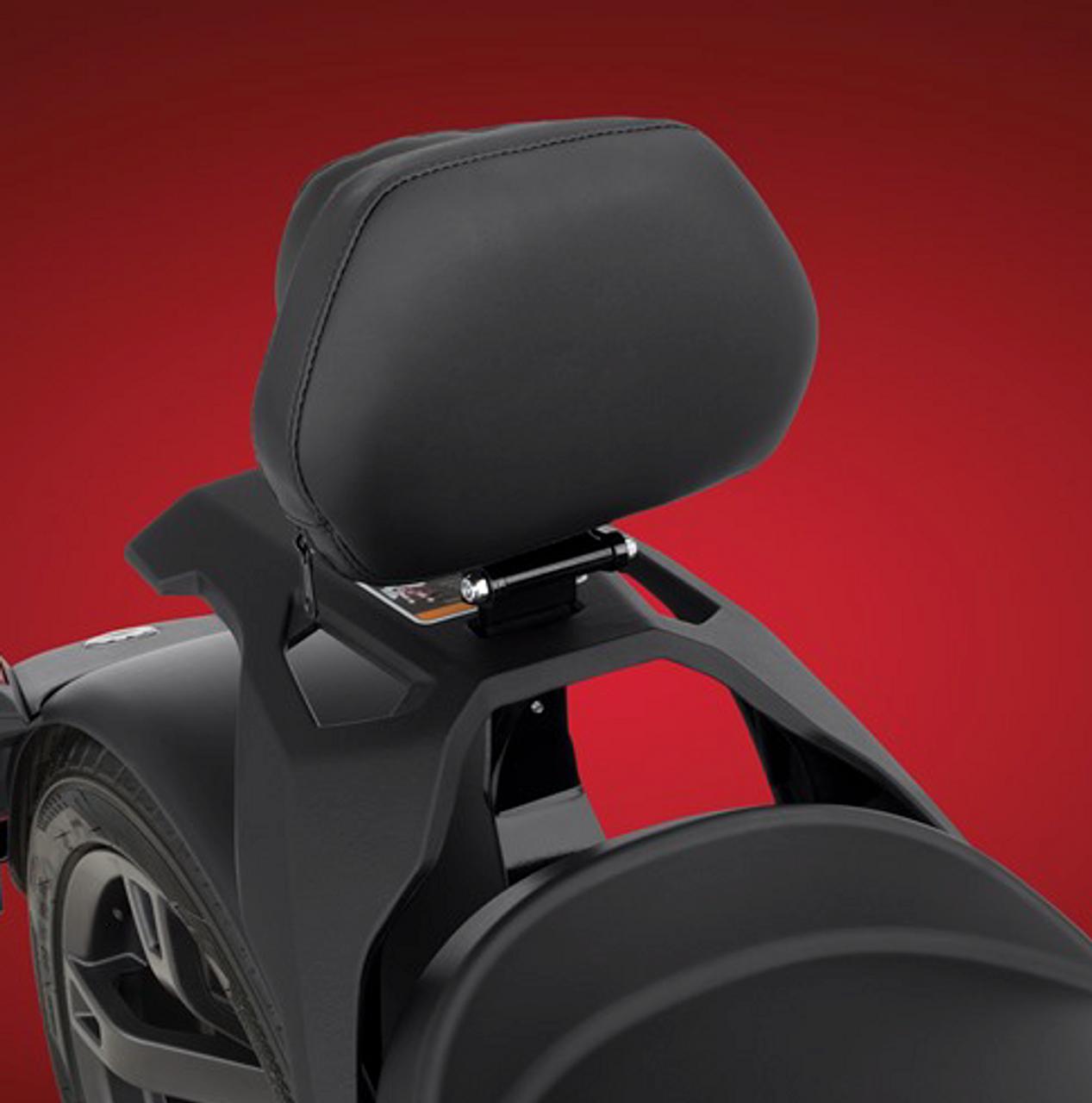 Ryker - Quick detach Rider backrest