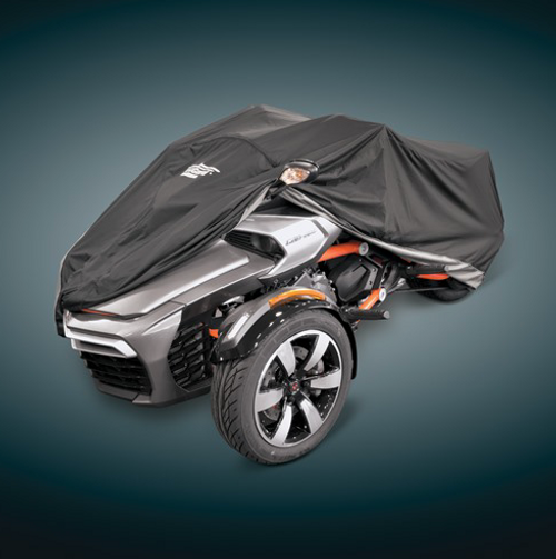 F3 Spyder Full Cover fits F3/S/T Without Trunk