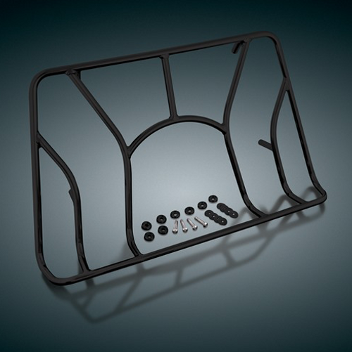 RT Series Luggage Tour Rack - Black Edition 2010-2019