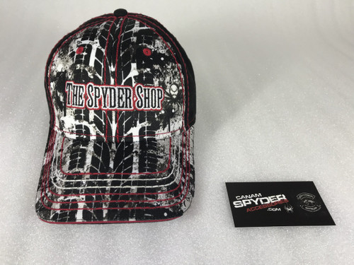 The Spyder Shop Cap