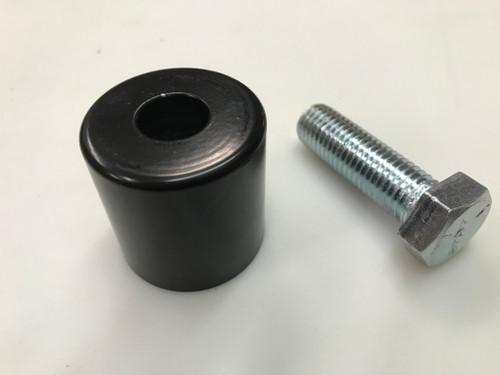 Trailer hitch aluminium Spacer (2 inches)